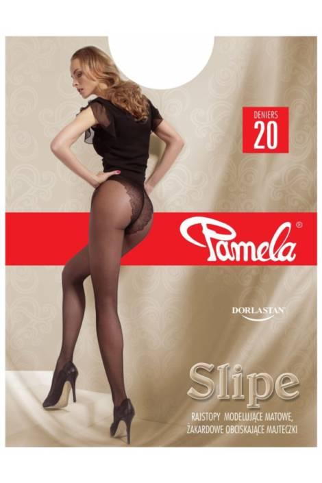 Rajstopy SLIPE 20 Den, bikini 05-09