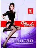Pończochy CANCAN 15 Den 10-15