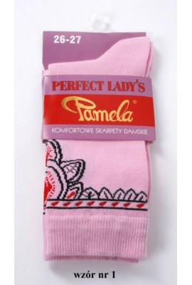 Skarpety PERFECT LADY'S 05-01