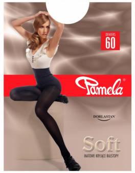 Rajstopy SOFT 60 Den, microfibra 40-60