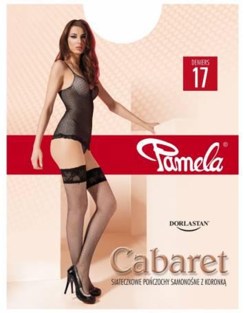 Pończochy CABARET 17 Den, kabaretki 30-04
