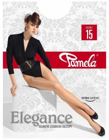 Rajstopy ELEGANCE 15 Den 10-10