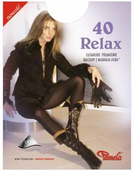 Rajstopy Relax 40 Den 03-40