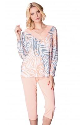 Dwuczęściowa piżama damska...