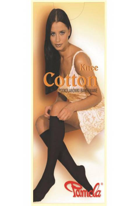 Podkolanówki Cotton 30 den 50-46
