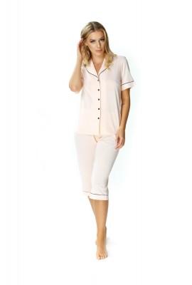 Elegancka piżama damska...