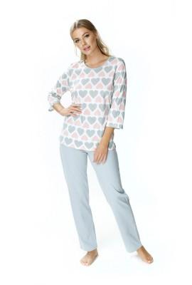 Bawełniana piżama damska...